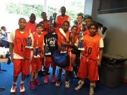 LI HEAT 8th Grade Squad