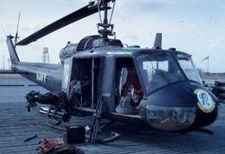 """HAS(L) 3, """"Seawolves"""", UH-1B"""
