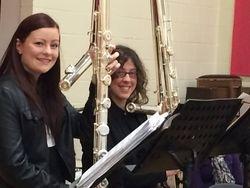 Big flutes