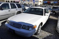 01 Ford crown vic 800 down