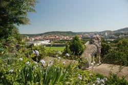 Betanzos El Pasatiempo gardens