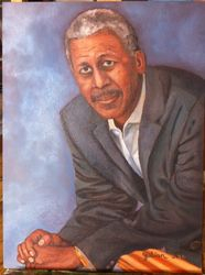 Mathews Phosa Portrait SOLD