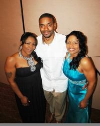 Sister Tinisha & Brother Roger (Pastor Bell sister and brother)