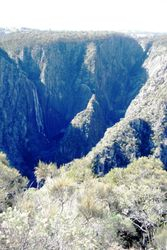 Wollomombi Falls & Gorge