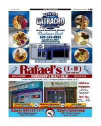 RINCON CATRACHO RESTAURANT  / RAFAEL'S BARBESHOP