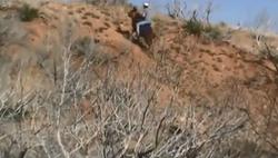 Aaron and Rabbit Hill Climb!