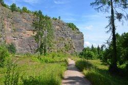 Llanymynech Rock