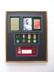 First World War Medal Box