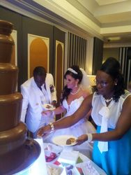 The earl of doncaster Chocolate fountain hire