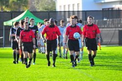 U18 Boys Championship Crew
