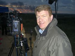About to go live in Israel during the Gaza War