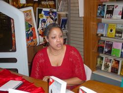 Meet Author Dalphine Robinson