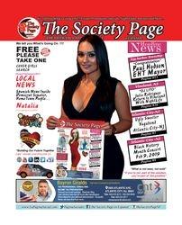 COVER N102 NATALIA C.  (The Society Page en Espanol)