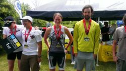 Congrats 2nd place Chantelle- Guelph Lake Olympic