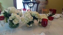 Thomasa set a perfect table
