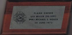 Plank owner's plank