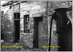 Halesowen Lock-up. 1960s