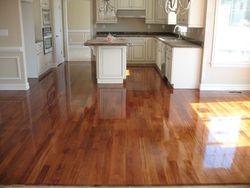 Engineered Glossy Floors