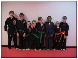 Childrens Class 2005