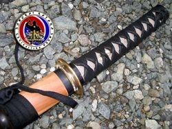 Christopher Ramos Spring Steel Custom Made Wakizashi