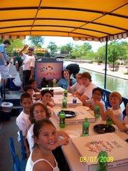 Dinner Cruise on the Riverwalk!