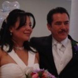 Jose Dimas Ramos y su esposa Ana Ramos