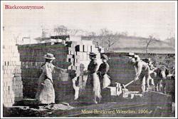Brickyard Workers.