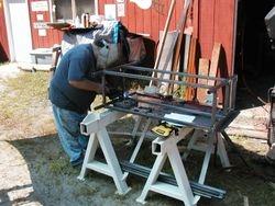 More welding
