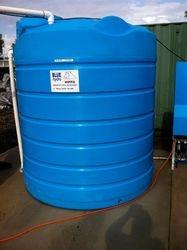 Raw Tank Storage