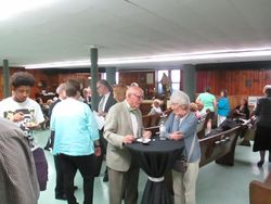 Reception in the Archives