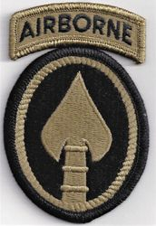 Special Operations Command / Airborne: