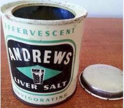 ANDREWS LIVER SALT