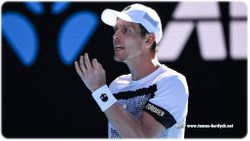 Tomas Berdych anger as shot clock breaks at crucial moment