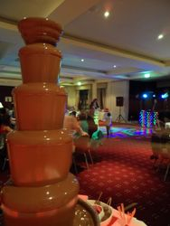 Aldwark Manor Hotel, Chocolate fountain hire.