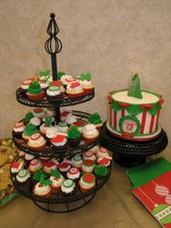 Open House Cupcakes