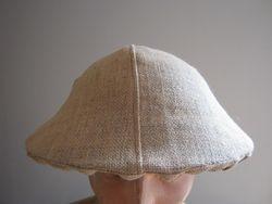 Hessian cover to fit WW1 & WW2 helmets £15