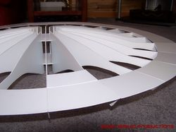 Building the Saucer Section -  pic 35