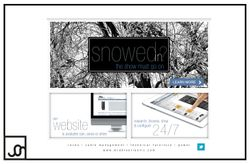 Snowed In Email Campaign