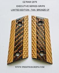 "CZ RAMI 2075 ""LIMITED EDITION"" EXECUTIVE SERIES 2-TONE TAN/BRONZE"