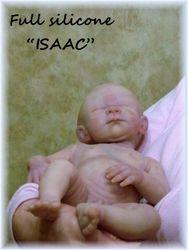 Full silicone preemie ISAAC 2013
