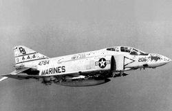 The Marine F-4 Phantom: