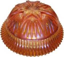 Tynside Star deep round bowl -Sowerby