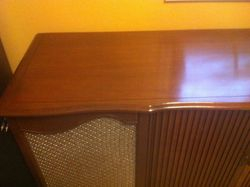"1961 CURTIS MATHES ""THE PROVINCIAL"" STEREO CONSOLE"