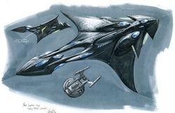 Aquatic ship 1