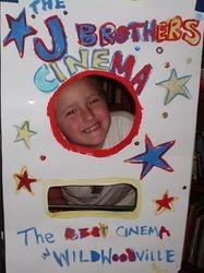 The best cinema in Wildwoodville!