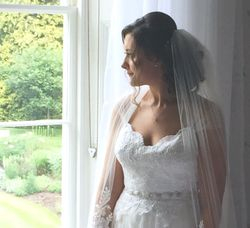 Beautiful Bride Hair and Makeup Bressingham Hall Diss Suffolk