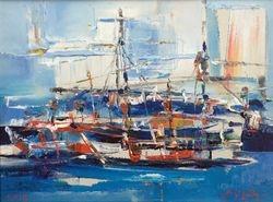 Boats-1, 2014