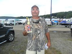Kirpatrick takes 3rd in Hopatcong 2-day with 13.74lbs