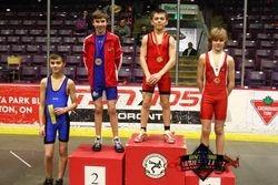 Matt Vecchio - 2nd place at Cadet Provincials 2018