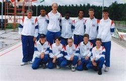 British Team 1993